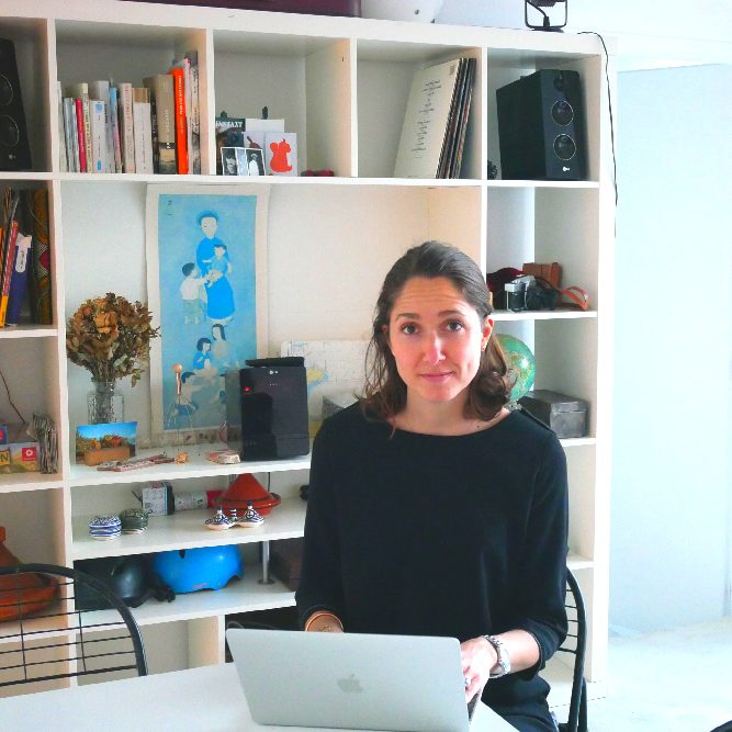 Mon portrait d'entrepreneure par Expat Value