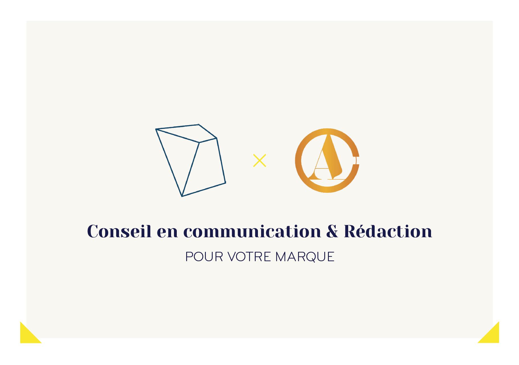 Offrez à votre marque la stratégie de communication et la rédaction web qu'elle mérite !